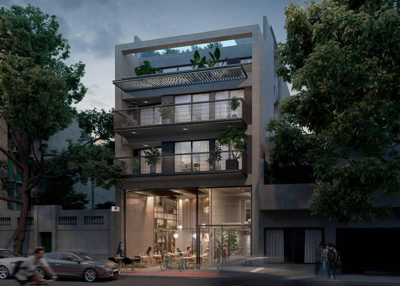 Foto Edificio en Palermo Soho cabrera 5134 número 1