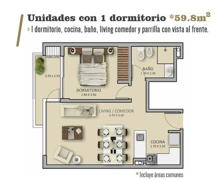 Foto Edificio en Vista Alegre Zona Vista Alegre número 23