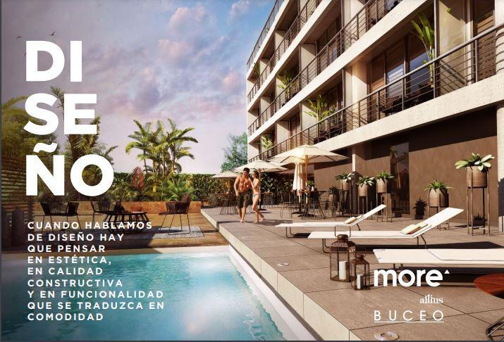Foto Edificio en Buceo Apartamentos en la mejor zona de Buceo número 1