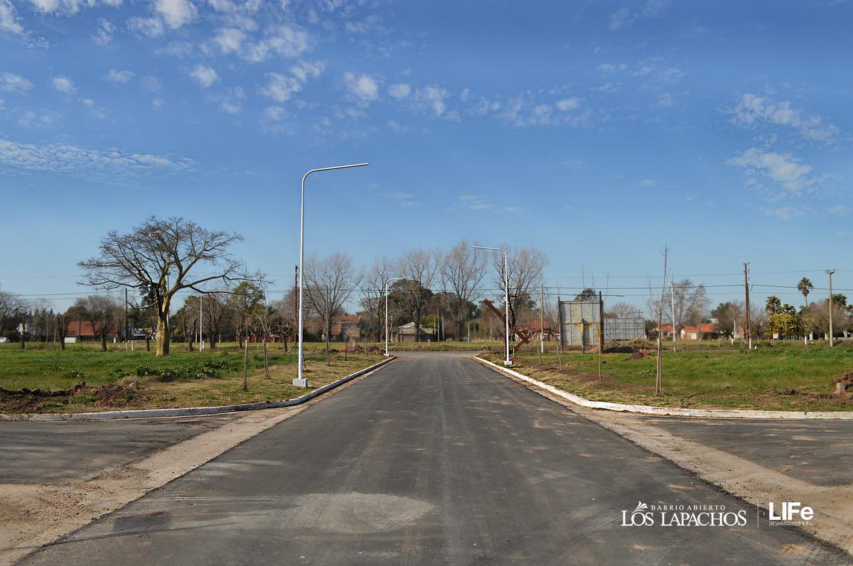 Foto Barrio Abierto en Perez Av. Belgrano y Moreno número 7