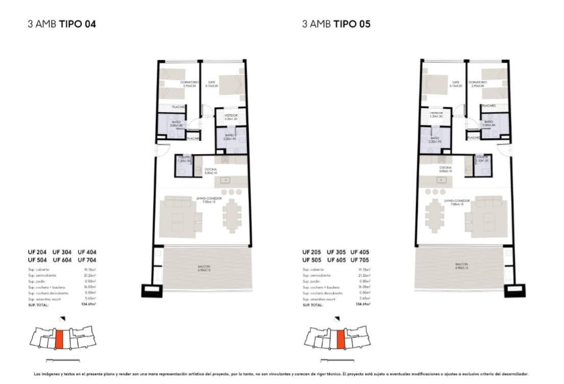 Foto Edificio en Yoo Nordelta YOO3 by ACQUA Excelencia en diseño y confort número 19