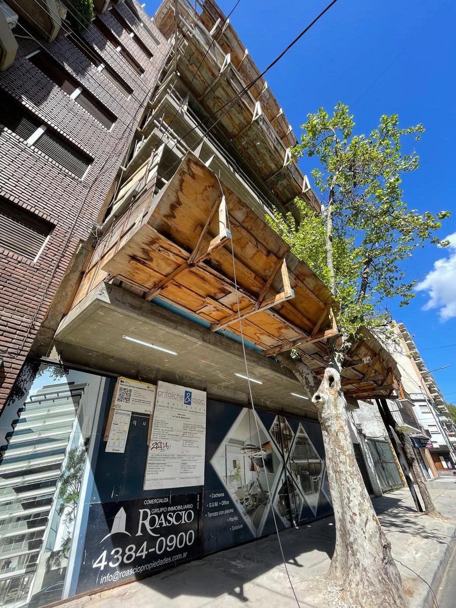 Foto EMPRENDIMIENTO - Edificio en  en  Capital Federal , Argentina  Av. Juan Bautista Alberdi 2476
