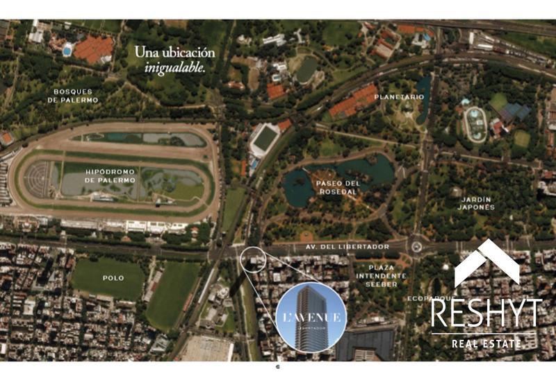 Foto Edificio en Palermo AV. DEL LIBERTADOR 3800 número 12