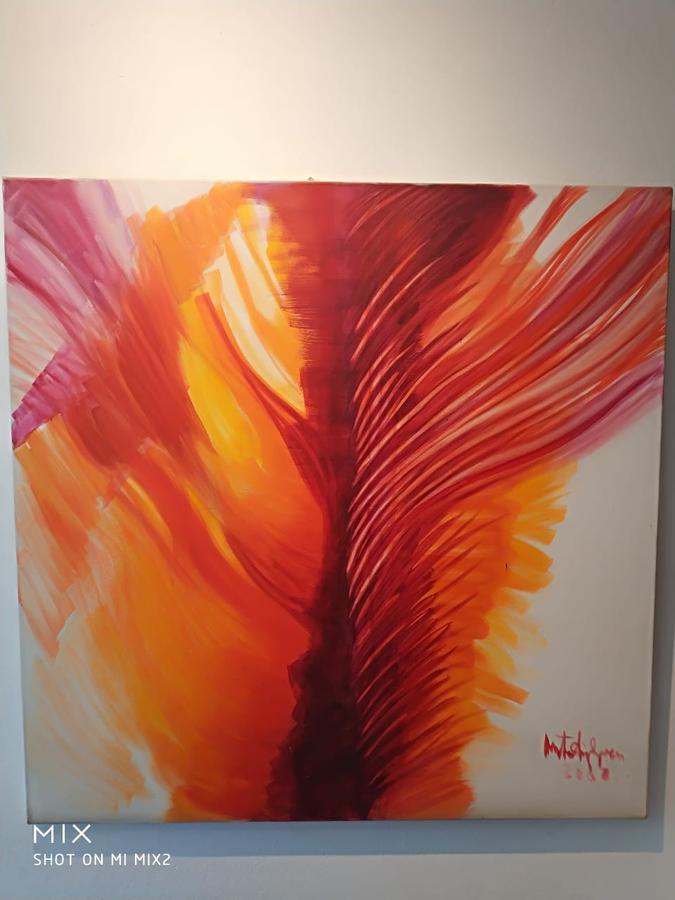 Foto  en Centro CADA OBJETO ENCIERRA SU BELLEZA... Y VA A TU ENCUENTRO!  Nuestro espacio de Arte comienza a posibilitar ESE ENCUENTRO entre vos y nuestras obras expuestas.