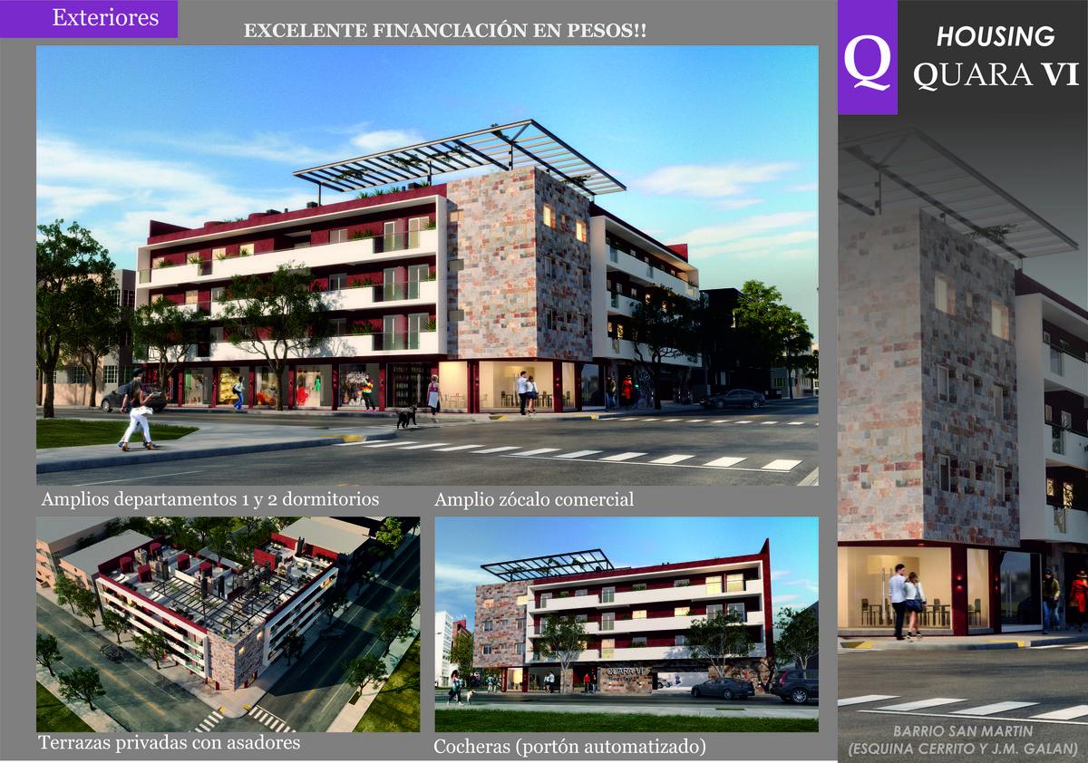 Foto EMPRENDIMIENTO - Edificio en  en  Cordoba , Argentina  GALAN Y CERRITO
