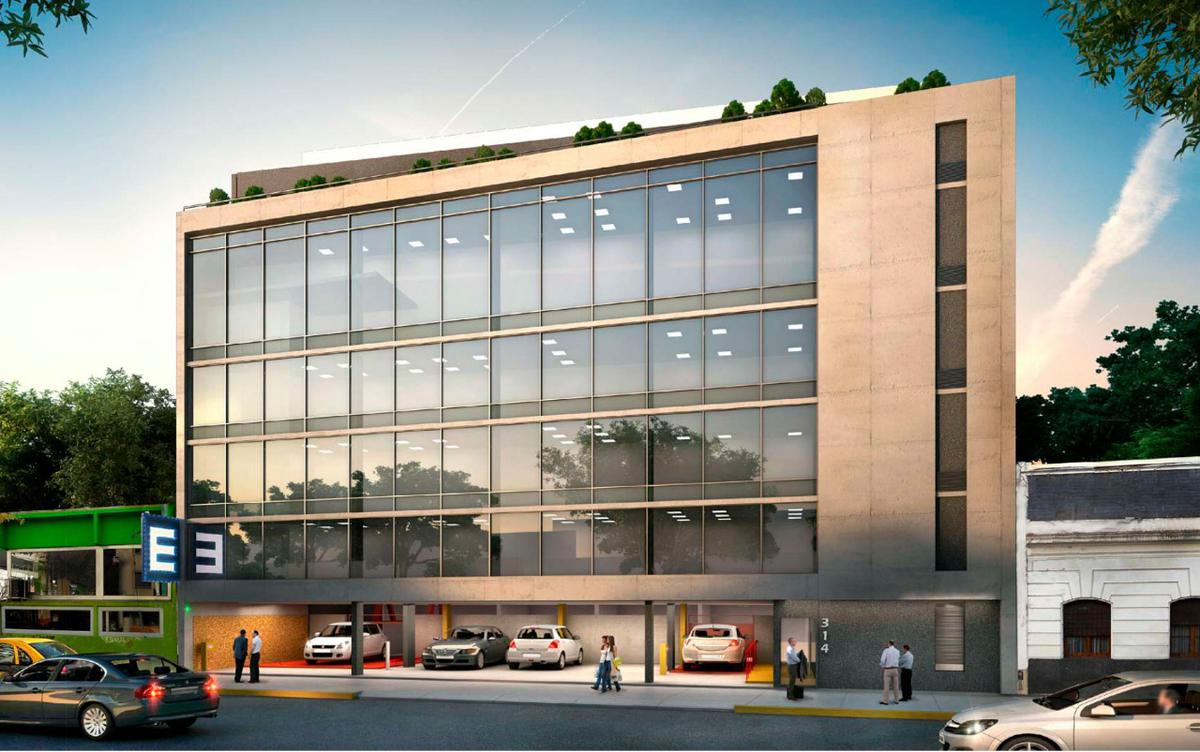 Emprendimiento Rawson Parking en Almagro