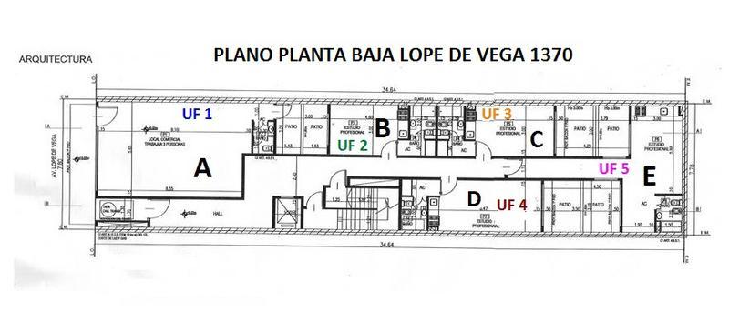 Foto Edificio en Villa Luro Lope de vega 1370 número 3