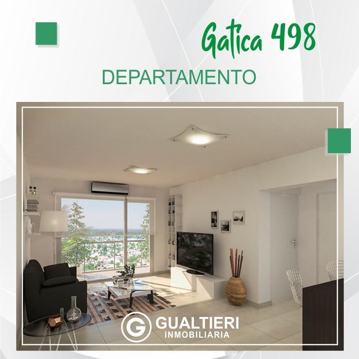 Foto Edificio en Cumelén                          Gatica 498          - CONDICIONES UNICAS número 5