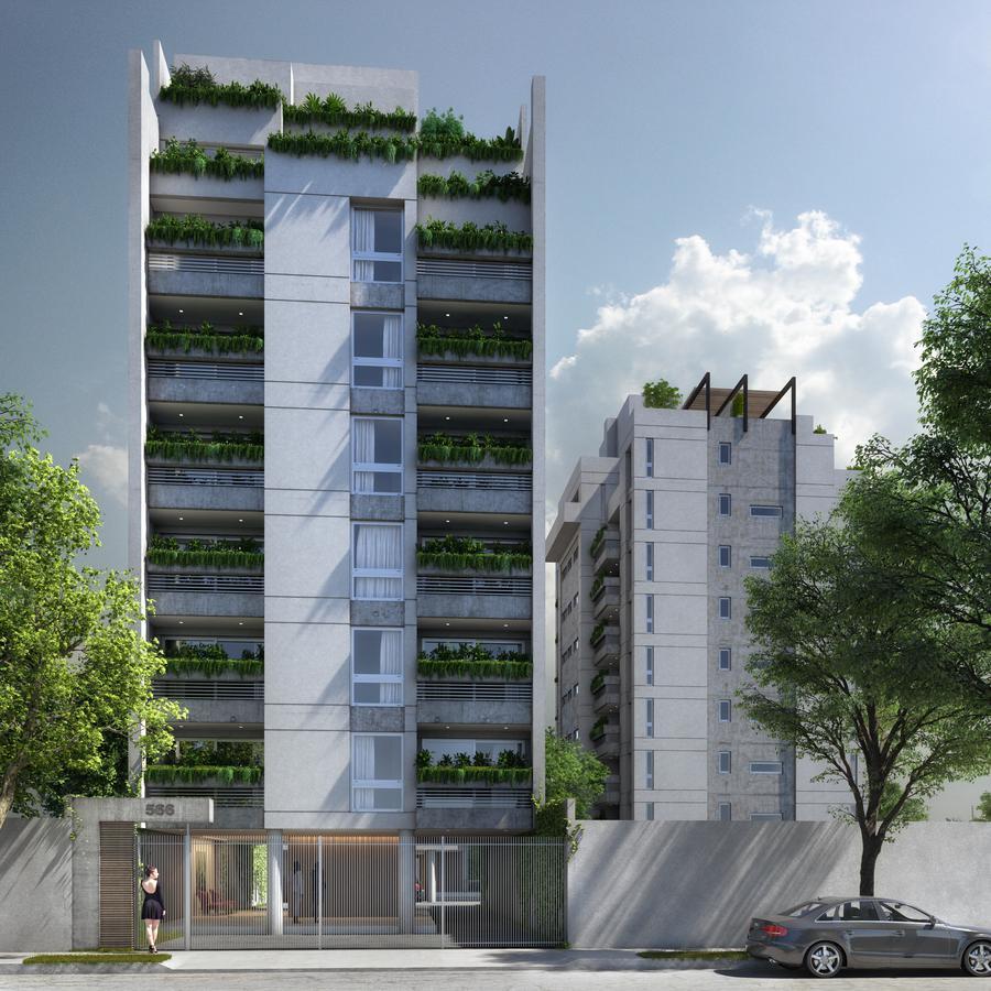 Foto Edificio en Moron Sur Carlos Pellegrini 961 número 5