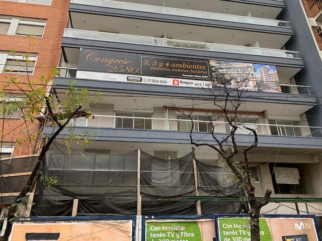 Foto Edificio en Belgrano CONGRESO Y AMENABAR número 15