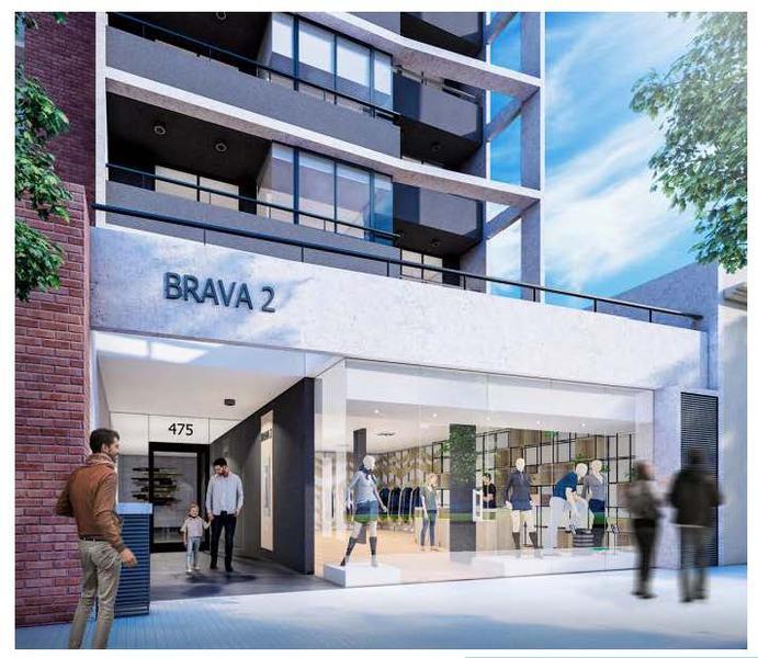 Foto Edificio en Guemes Bolivar 475- Brava 2 número 2