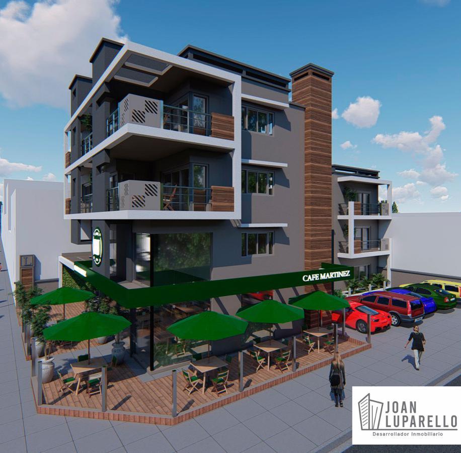 Foto Edificio en La Lucila Del Mar Mendoza y Neuquen número 3
