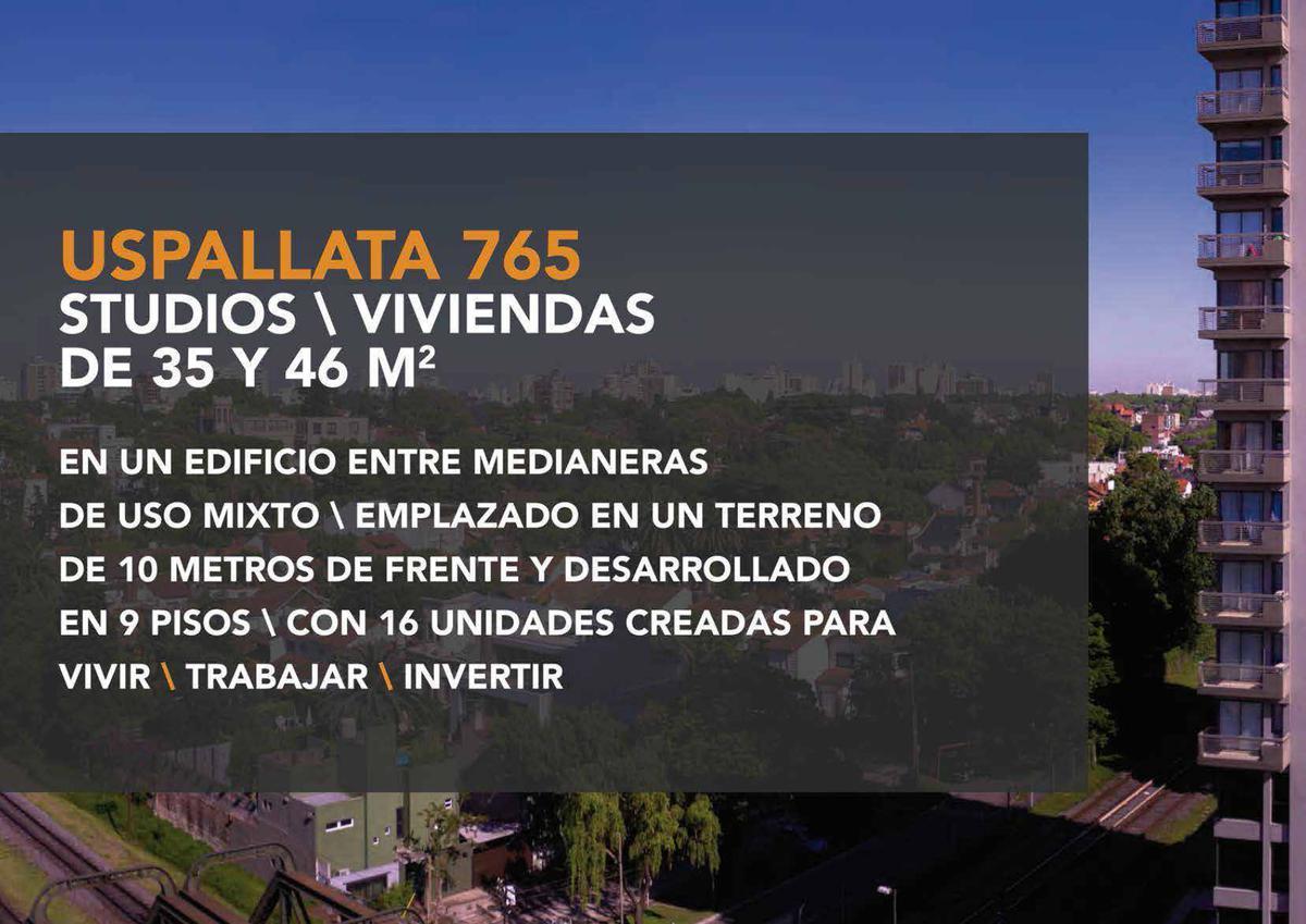 Foto Edificio en V.Lopez-Vias/Rio Uspallata 769 Vicente López número 4