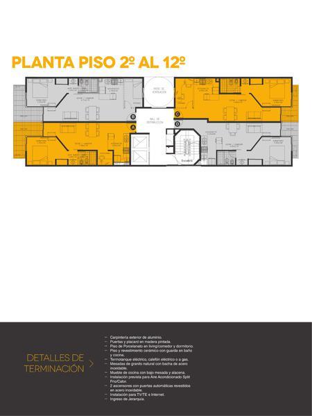 Foto Edificio en Nueva Cordoba Las Lengas- Obispo Salguero 543 número 12