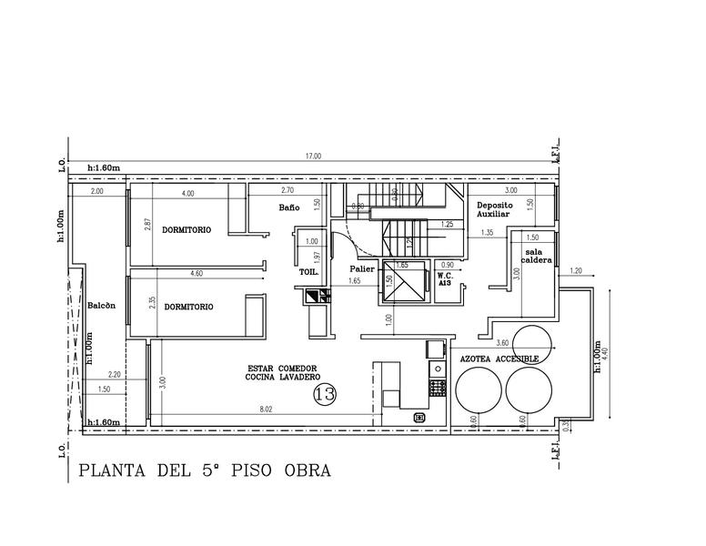 Foto Edificio en Liniers Pilar 800 número 8