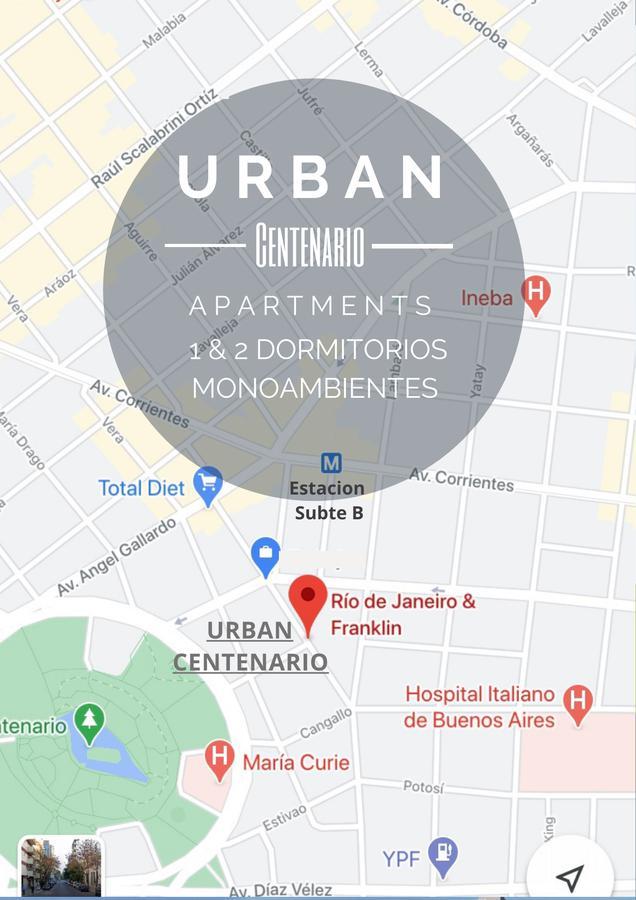 Foto Edificio en P.Centenario FRANKLIN y RIO DE JANEIRO número 8
