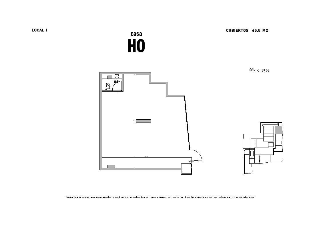 Emprendimiento Casa Ho: Holmberg 2784 y Nahuel Huapi 4220 en Coghlan