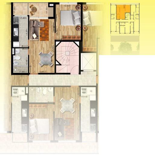 Foto Edificio en Pocitos Nuevo Próximo a WTC y a la Rambla de Pocitos número 12