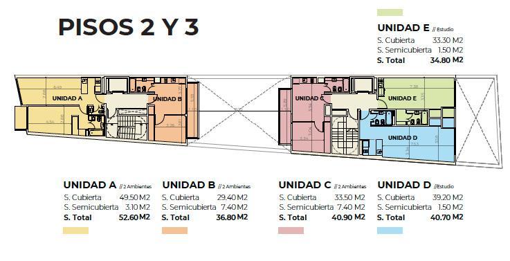 Foto Edificio en Botanico Charcas 3196 número 4