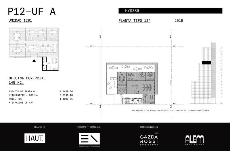 Foto Edificio de oficinas en Lomas de Zamora Oeste Avenida Hipólito Yrigoyen 8389 número 24
