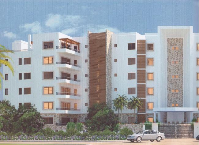 Foto Edificio en Fraccionamiento El Pedregal  número 2