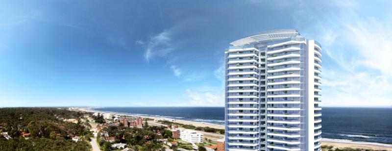 Foto Edificio en Playa Brava Avda del Mar Parada 10 de la Brava número 4