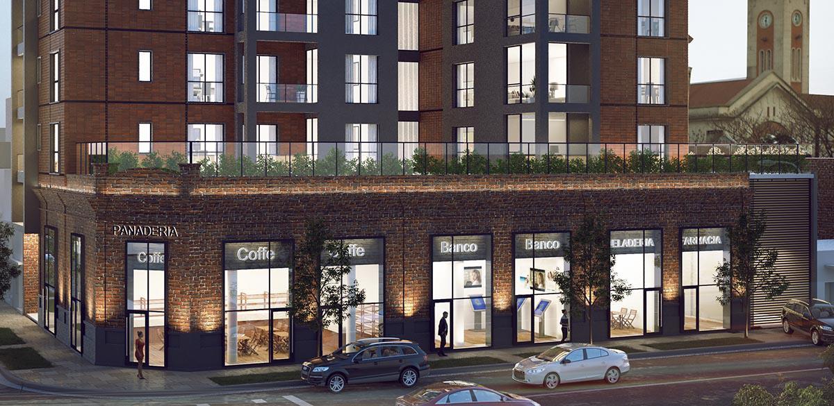 Foto Edificio en Centro Calle 9 esq. 20 número 3