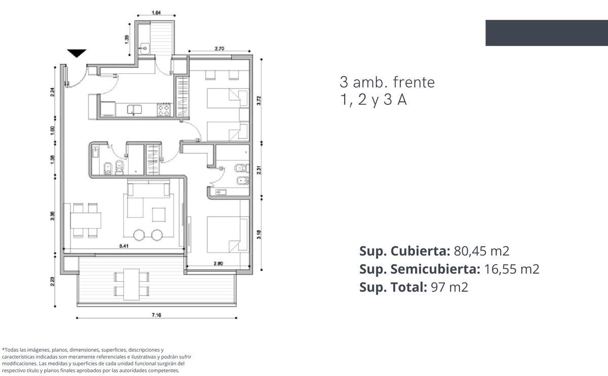 Emprendimiento Lafinur 3245 en Palermo