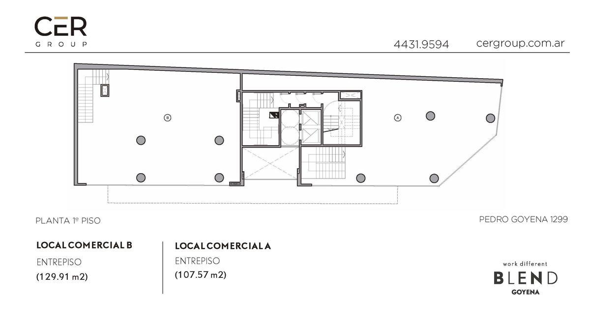 Foto Edificio en Caballito Pedro Goyena al 1200 número 13