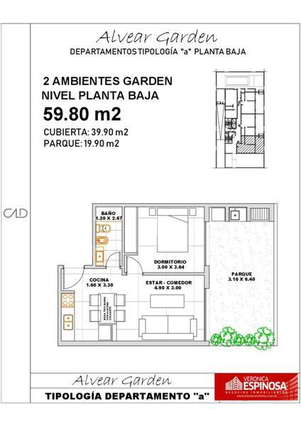 Foto Departamento en Venta en  Ituzaingó,  Ituzaingó  Alvear 900 4ºF