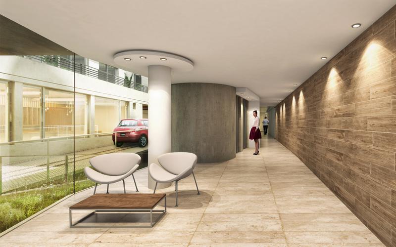 Foto Edificio en La Blanqueada EXCELENTE EDIFICIO CERCA DE COLEGIOS Y UNIVERSIDADES número 4
