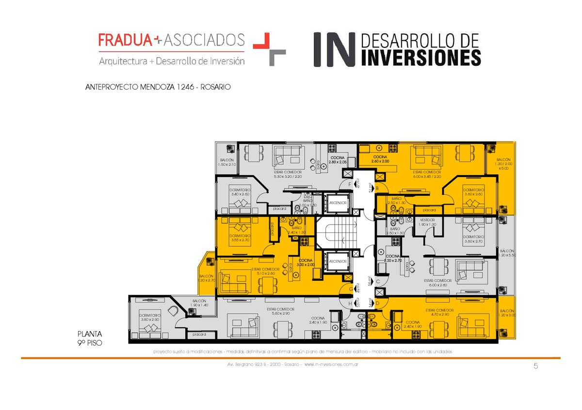 Foto Edificio en Macrocentro Mendoza 1246 número 2