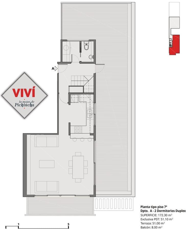 Foto Edificio en Pichincha SALTA 2261 número 11
