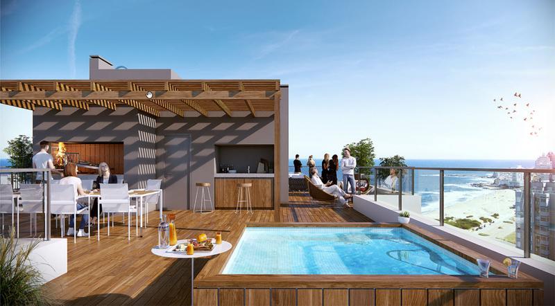 Foto Edificio en Playa Brava Parada 3 de Playa Brava número 8