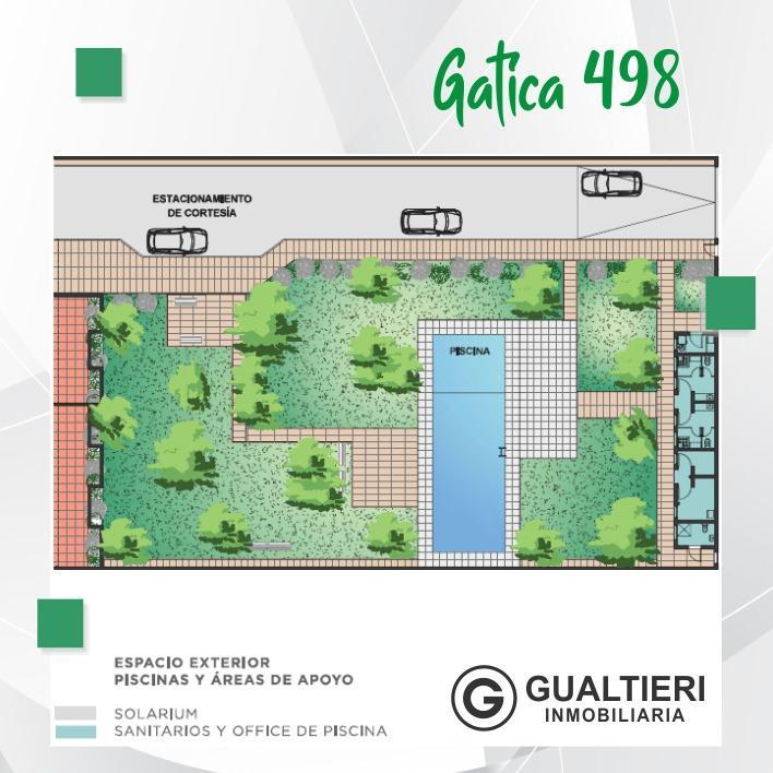 Foto Edificio en Cumelén                          Gatica 498          - CONDICIONES UNICAS número 10