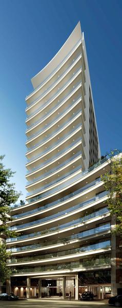 Foto Edificio en Barrio Norte SANCHEZ DE BUSTAMANTE 2351 número 1