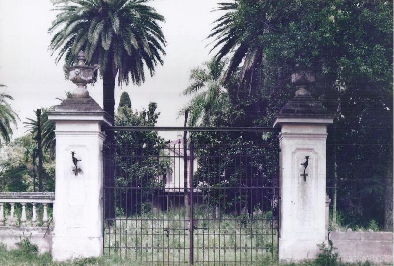 Foto Barrio Privado en B.S.Rita Gral. Alvear y M. Motti de Tieghi número 30