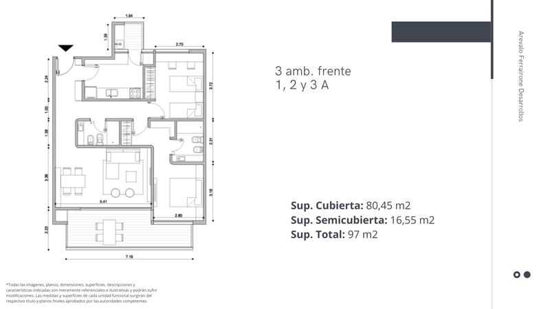 Foto Edificio en Palermo Chico Lafinur 3200 número 6