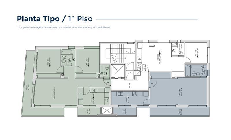 Foto Edificio en Olivos-Maipu/Uzal Av. Maipú 3396 número 9