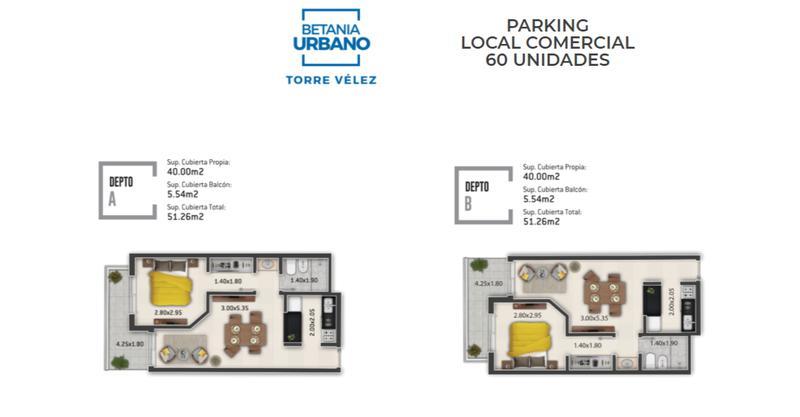 Foto Edificio en Nueva Cordoba Av Velez Sarsfield 727| Betania Urbano número 9