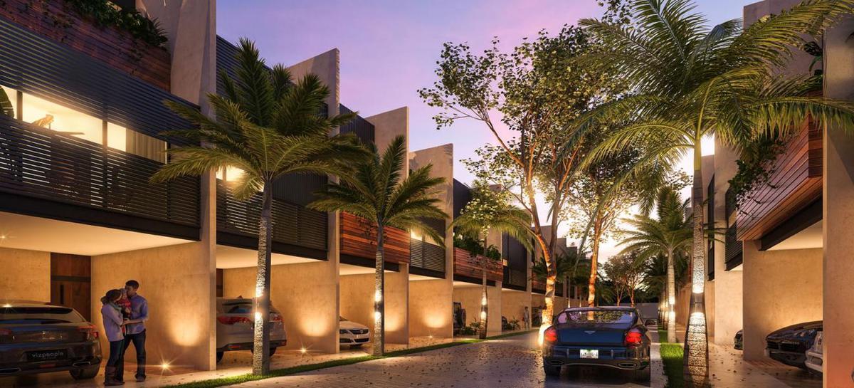 Foto Condominio en Mérida SAO TOWNHOUSES & VILLAS número 2