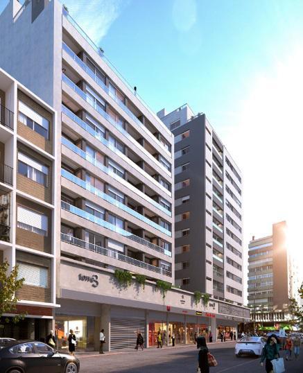 Foto Edificio en Centro (Montevideo)  18 de Julio esqu. Tacuarembó número 3