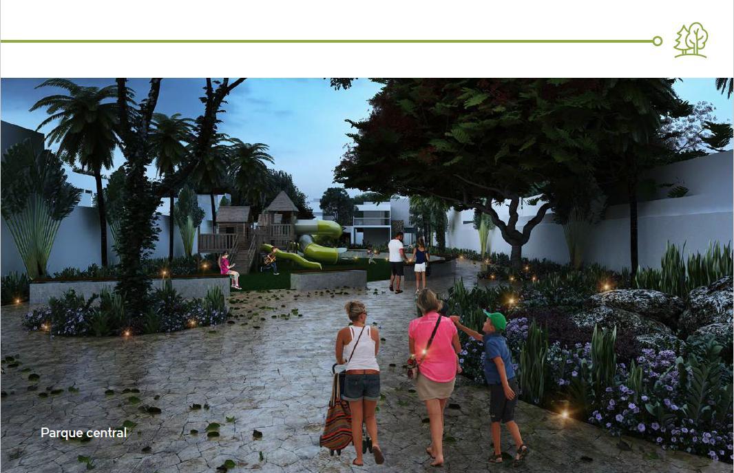 Foto Condominio en Pueblo Cholul Vive Tranquilo. Invierte en tu Futuro. Lejos del ruido, cerca de todo. Encuentra un hogar para ti y tu familia con áreas verdes y espacios recreativos, en un ambiente tranquilo, cómodo y seguro, a tan número 13