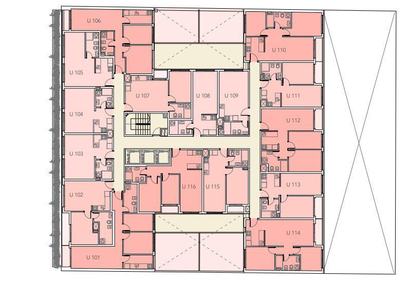 Foto Edificio en Palermo Maldonado 3000 número 14