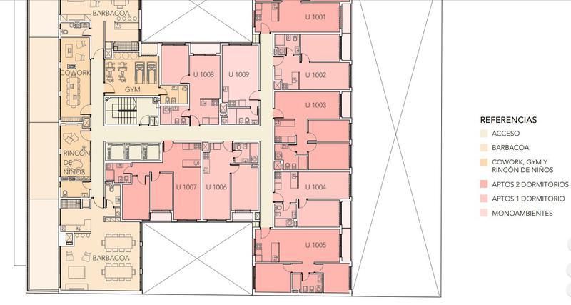 Foto Edificio en Palermo Maldonado 3000 número 13
