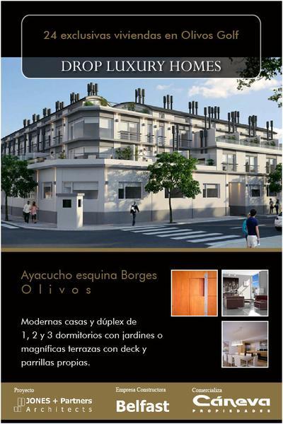 Foto Condominio en Olivos-Maipu/Uzal             Borges esq. ayacucho           número 14