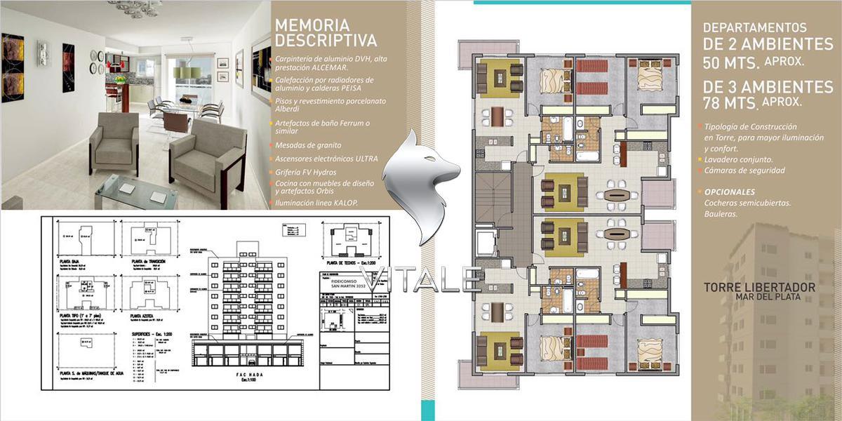 Foto Edificio en Centro San Martin 3200 número 5