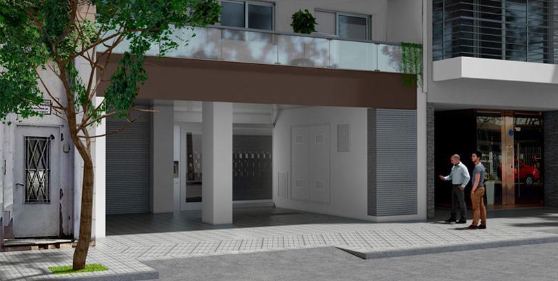 Foto Edificio en Centro SAN MARTIN 1624 número 4