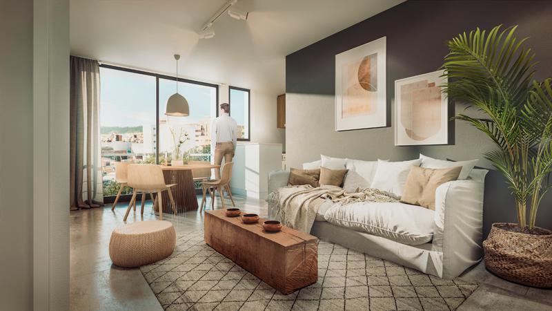 Foto Edificio en Alberdi Departamentos de  1 y 2 Dormitorios en GABINO BLANCO,  B°Alberdi número 3