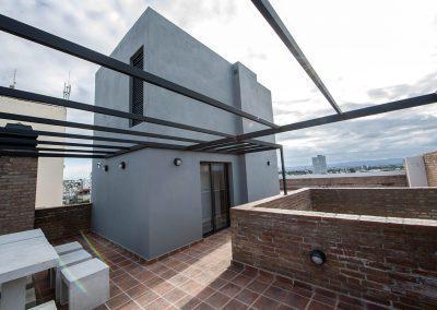Foto Edificio en General Paz MAPA 03- Av. Santa Fe 771 número 19